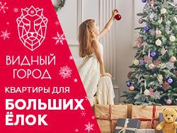Новогодний SALE в ЖК Видный Город Скидки до 18%